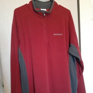 Columbia Fleece Jacket XL